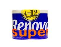 RENOVA SUPER TOALETNÝ PAPIER 4ks