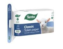 Tento Classic toaletný papier 3-vrstvový 1x16 ks