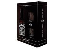 Jack Daniel's 40% 1x700 ml+2 poháre