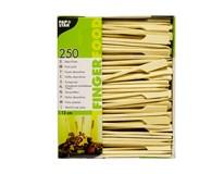 Napichovadlo Golf bambusové 12cm Finger Food 250ks