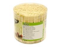 Napichovadlo Pick Up bambusové 8,5cm Finger Food 500ks