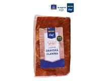 Metro Chef Oravská slanina lisovaná 60% chlad. váž. cca 750 g