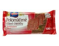 Racio Chlebíčky s mliečnou čokoládou 4x100 g