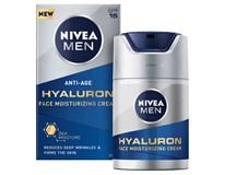 Nivea Men Hyaluron hydratačný krém 1x50 ml