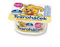 Milko Tvaroháček vanilka chlad. 4x130 g