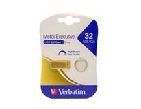 Verbatim USB Metal 32GB gold 1ks