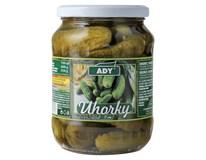 ADY Uhorky 6-9cm 8x660 g