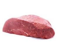 Polička Hovädzie zadné stehno - býk vákuovo balené chlad. váž. cca 3,2 kg
