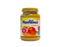 Hamé Hamánek Detská výživa broskyňa 1x190 g