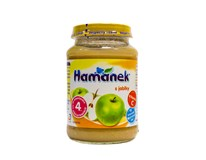 Hamé Hamánek Detská výživa jablko 1x190 g