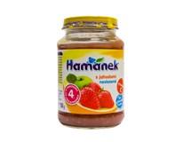 Hamé Hamánek Detská výživa jahoda bez cukru 1x190 g