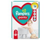Pampers Pants S3 giant pack detské plienky 1x76 ks