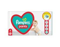 Pampers Pants S4 mega pack detské plienky 1x108 ks