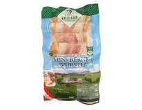 Greisinger Mini párky Berner so slaninou chlad. 1x250 g