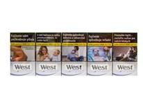 West Silver super king size box 20ks KC3,90 10krab. kolok H tvrdé bal. VO cena