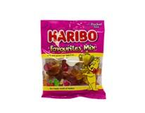 Haribo Favourites mix želé cukríky 1x80 g