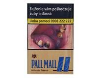Pall Mall A.T. Blue king size box 20ks KC4,00 10krab. kolok H tvrdé bal. VO cena