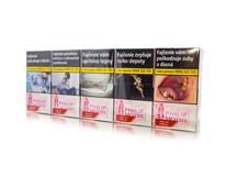 Philip Morris Pink 100 ssl slim box 20ks KC3,90 10krab. kolok H tvrdé bal. VO cena