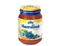 Hamé Hamánek Detská výživa čučoriedka 6x190 g