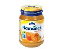 Hamé Hamánek Detská výživa marhuľa 6x190 g