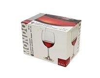 Pohár na víno Mondo 450ml Rona 6ks