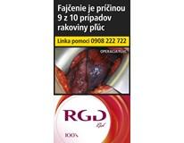 RGD Red 100 dlhé box 20ks KC3,90 10krab. kolok H tvrdé bal. VO cena