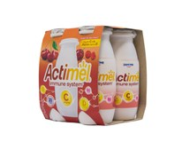 Danone Actimel Jogurtové mlieko višňa, acer a vitamín C chlad. 4x100 g