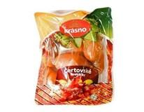 Krásno Čertovské špekačky chlad. váž. cca 1 kg