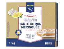 Metro Chef Pusinková citrónová torta mraz. 1x1 kg