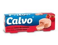 Calvo Tuniak v paradajkovej omáčke 3x80 g
