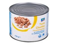 ARO Tuniak kúsky v rastlinnom oleji 1x1705 g
