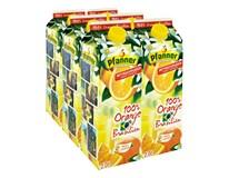 Pfanner džús lisovaný brazílsky pomaranč 100% 6x2 l