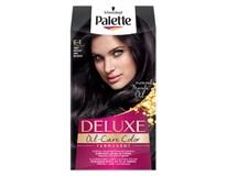Palette Deluxe E-1 tmavý meteorit farba na vlasy 1x1 ks