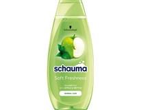 Schauma Apple & Nettle Extracts šampón na vlasy 1x400 ml