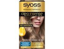 Syoss Oleo Intense 8-50 prirodzene popolavo plavá farba na vlasy 1x1 ks