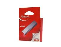 Náplň do zošívačky 24/6 Maped 2000ks