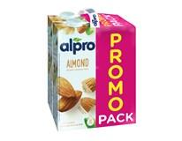 Alpro Almond/ Mandľový nápoj chlad. 4x1 l