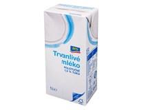 ARO Mlieko UHT 1,5% chlad. 12x1 l
