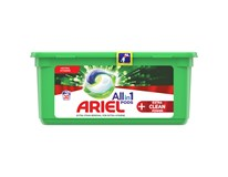 Ariel All in 1 Extra Clean gélové kapsuly 1x30 ks