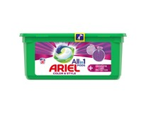 Ariel All in 1 Color&Style gélové kapsuly 1x30 ks