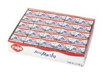 Rajo Mini maslo porcie chlad. 100x10 g