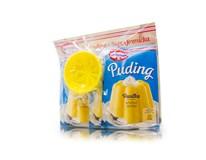 Dr. Oetker Puding vanilkový + 5x formičky 1x190 g