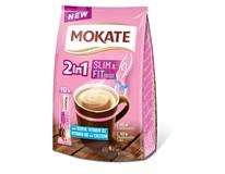 Mokate 2v1 Slim&Fitness instantný nápoj 10x12,5 g