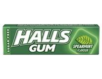 Halls Gum Spearmint žuvačky 15x14 g