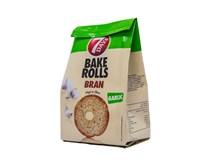 7 Days Bakerolls Bran cesnak 1x80 g