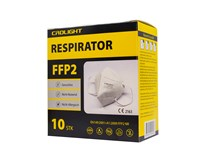 Respirátor biely FFP2 1x10 ks