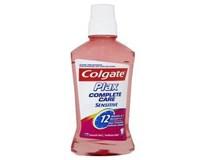 Colgate Plax sensitive bez alkoholu ústna voda 1x500 ml