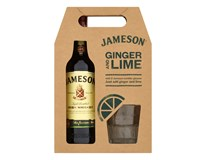 Jameson whisky 40% 1x700 ml + 2 poháre