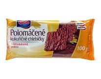 Racio Chlebíčky polomáčané kukuričné 4x100 g