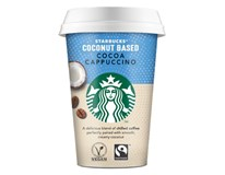 Starbucks Coconut Cappucino rastl. chlad. 1x220 ml